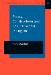 image of Phrasal Constructions and Resultativeness in English