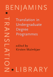 image of Translation in Undergraduate Degree Programmes