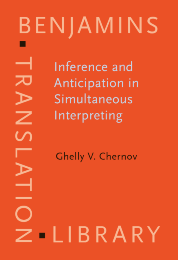 image of Inference and Anticipation in Simultaneous Interpreting