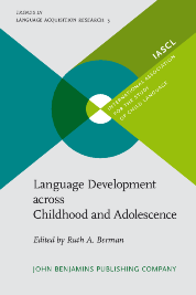 image of Language Development across Childhood and Adolescence