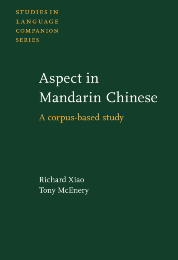 image of Aspect in Mandarin Chinese