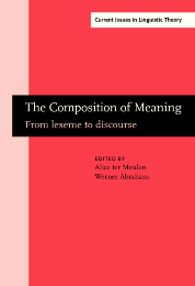 image of The Composition of Meaning