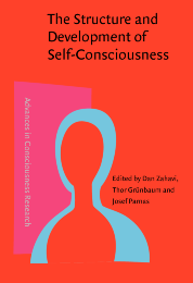 image of The Structure and Development of Self-Consciousness