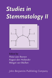 image of Studies in Stemmatology II