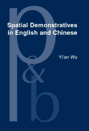 image of Spatial Demonstratives in English and Chinese