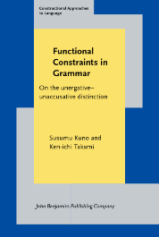 image of Functional Constraints in Grammar