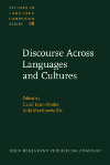 image of Discourse Across Languages and Cultures