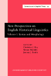 image of New Perspectives on English Historical Linguistics
