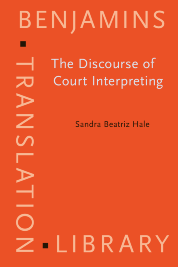image of The Discourse of Court Interpreting
