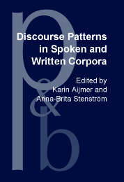 image of Discourse Patterns in Spoken and Written Corpora