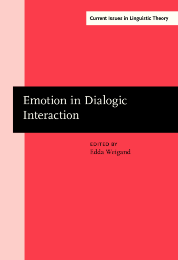 image of Emotion in Dialogic Interaction