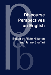 image of Discourse Perspectives on English