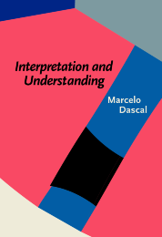 image of Interpretation and Understanding