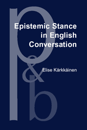 image of Epistemic Stance in English Conversation