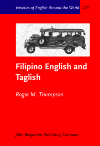 image of Filipino English and Taglish
