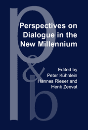 image of Perspectives on Dialogue in the New Millennium