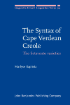 image of The Syntax of Cape Verdean Creole
