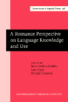 image of A Romance Perspective on Language Knowledge and Use
