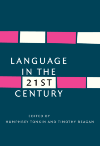 image of Language in the Twenty-First Century