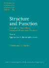 image of Structure and Function – A Guide to Three Major Structural-Functional Theories