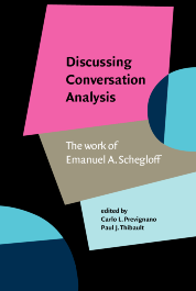 image of Discussing Conversation Analysis