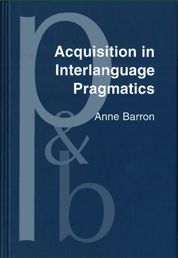 image of Acquisition in Interlanguage Pragmatics