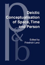 image of Deictic Conceptualisation of Space, Time and Person