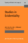 image of Studies in Evidentiality