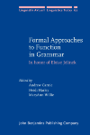 image of Formal Approaches to Function in Grammar