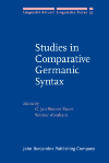 image of Studies in Comparative Germanic Syntax