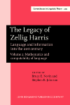 image of The Legacy of Zellig Harris
