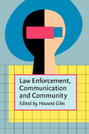 image of Law Enforcement, Communication, and Community