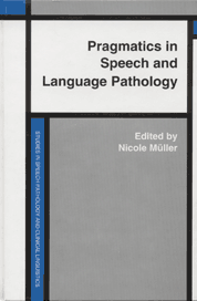 image of Pragmatics in Speech and Language Pathology