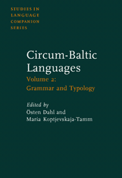 image of Circum-Baltic Languages