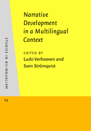 image of Narrative Development in a Multilingual Context