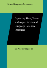 image of Exploring Time, Tense and Aspect in Natural Language Database Interfaces