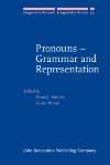 image of Pronouns – Grammar and Representation