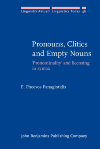 image of Pronouns, Clitics and Empty Nouns
