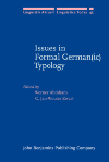 image of Issues in Formal German(ic) Typology