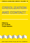 image of Creolization and Contact