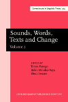image of Sounds, Words, Texts and Change