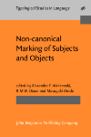 image of Non-canonical Marking of Subjects and Objects