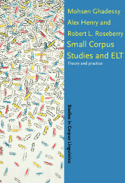 image of Small Corpus Studies and ELT