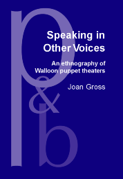 image of Speaking in Other Voices