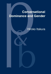 image of Conversational Dominance and Gender