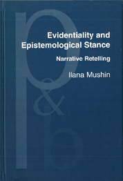 image of Evidentiality and Epistemological Stance