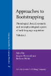 image of Approaches to Bootstrapping
