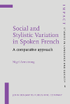 image of Social and Stylistic Variation in Spoken French