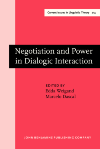 image of Negotiation and Power in Dialogic Interaction