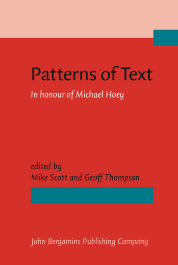 image of Patterns of Text